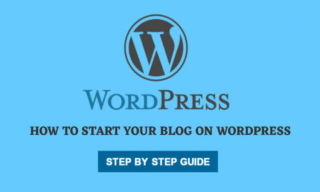 5 Easy Steps To Start Your Blog On WordPress