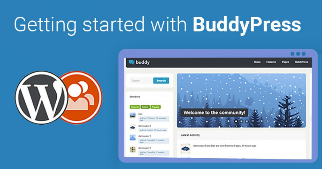 Building A Social Network With BuddyPress: All That You Need To Know