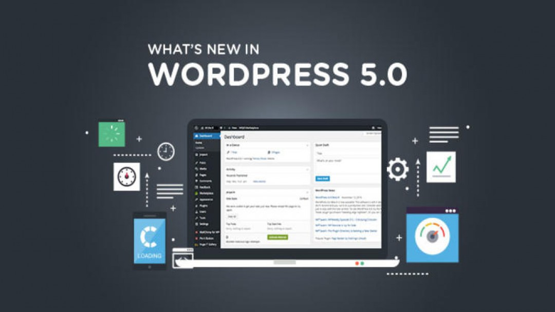 Discover The All New Amazing Features Of WordPress 5.0