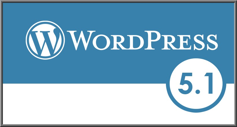wordpress5.1