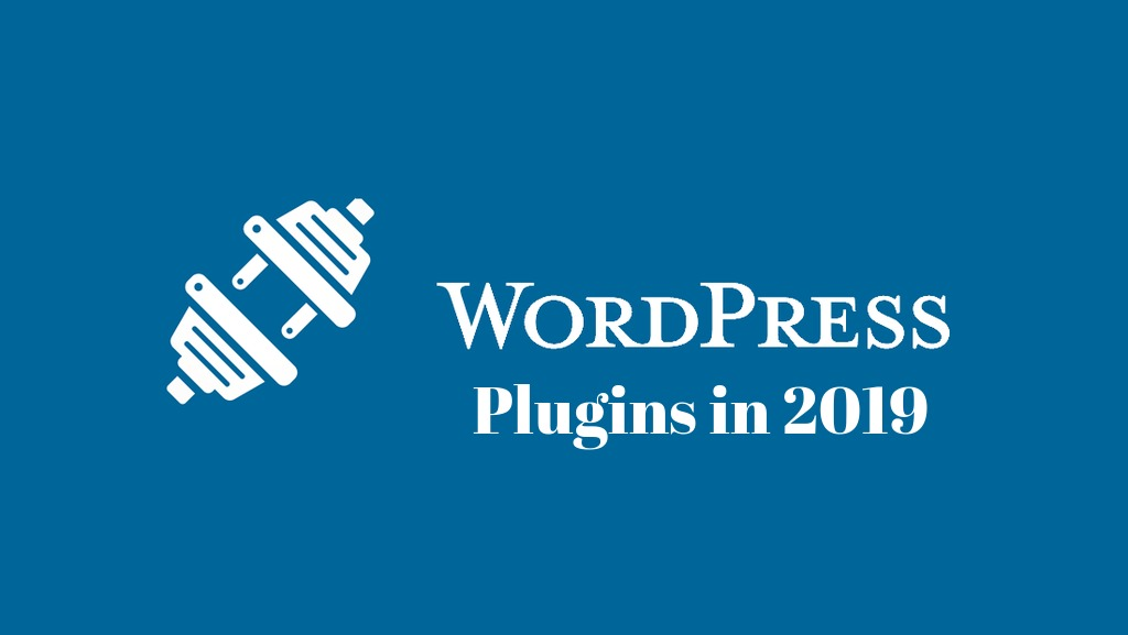 wordpress plugins in 2019