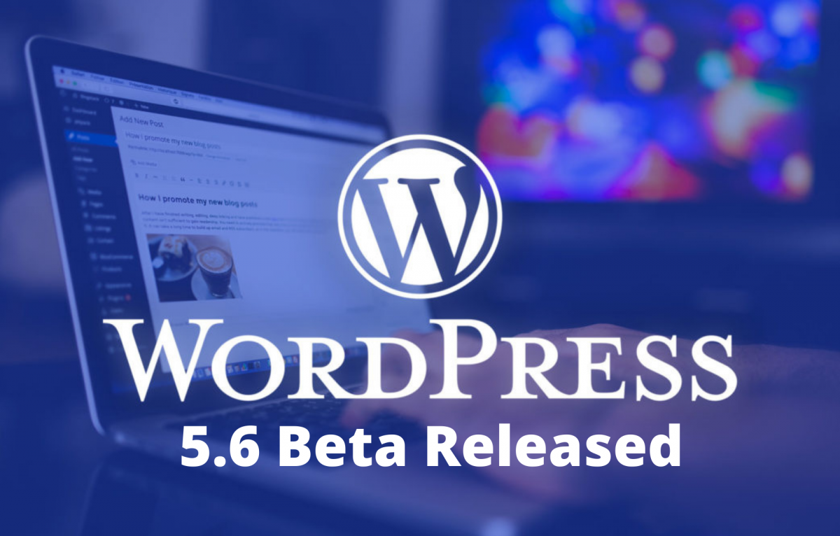 WordPress 5.6 Beta Released – New feature and Changes