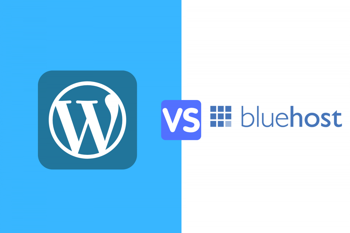 WordPress vs Bluehost – Which is a Better Hosting Service for Website Development?