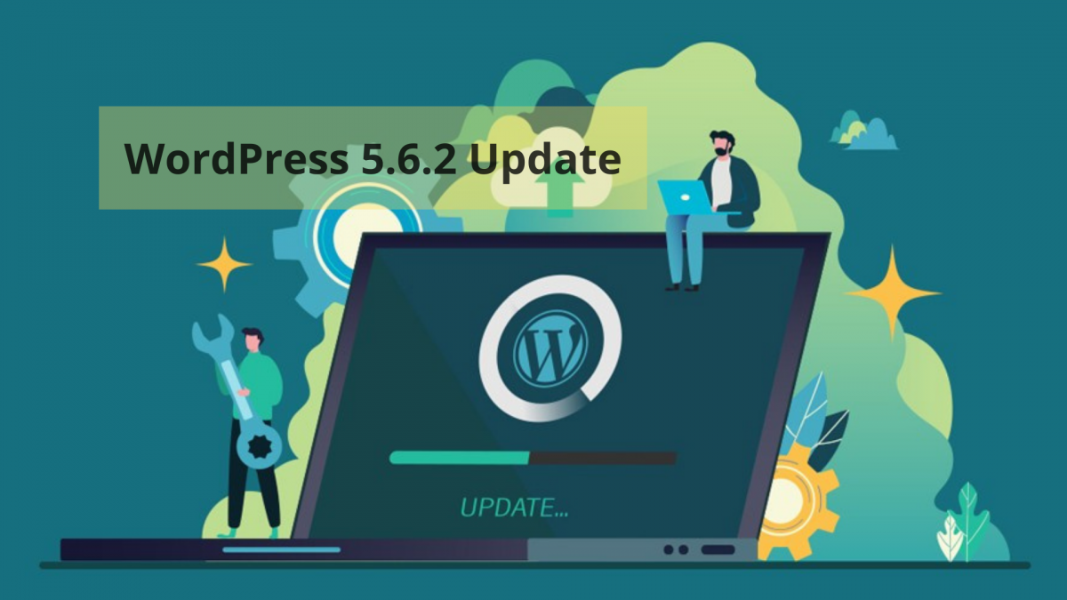 WordPress 5.6.2 Update