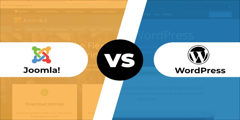 WordPress Vs Joomla – Which CMS to Choose for Ecommerce Development in 2021